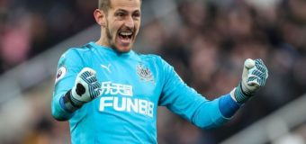 Newcastle complete Dubravka signing