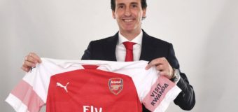 Arsenal confirm Emery as new manager
