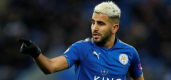 Man City closing in on £75m Mahrez deal