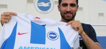 Brighton complete club record signing