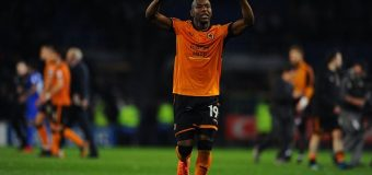 Wolves sign Afobe from Bournemouth for £12.5m