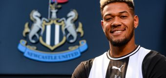 Newcastle smash club record transfer fee to sign Joelinton