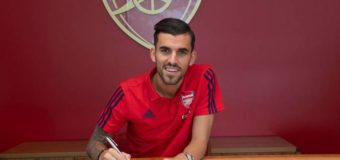 Arsenal loan Dani Ceballos