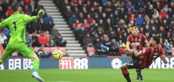 Match report: Bournemouth 1-0 Man Utd